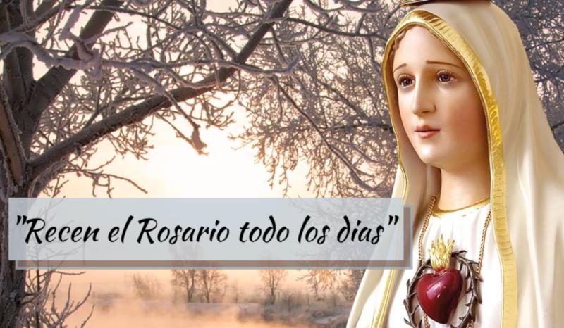 Como rezar el Rosario